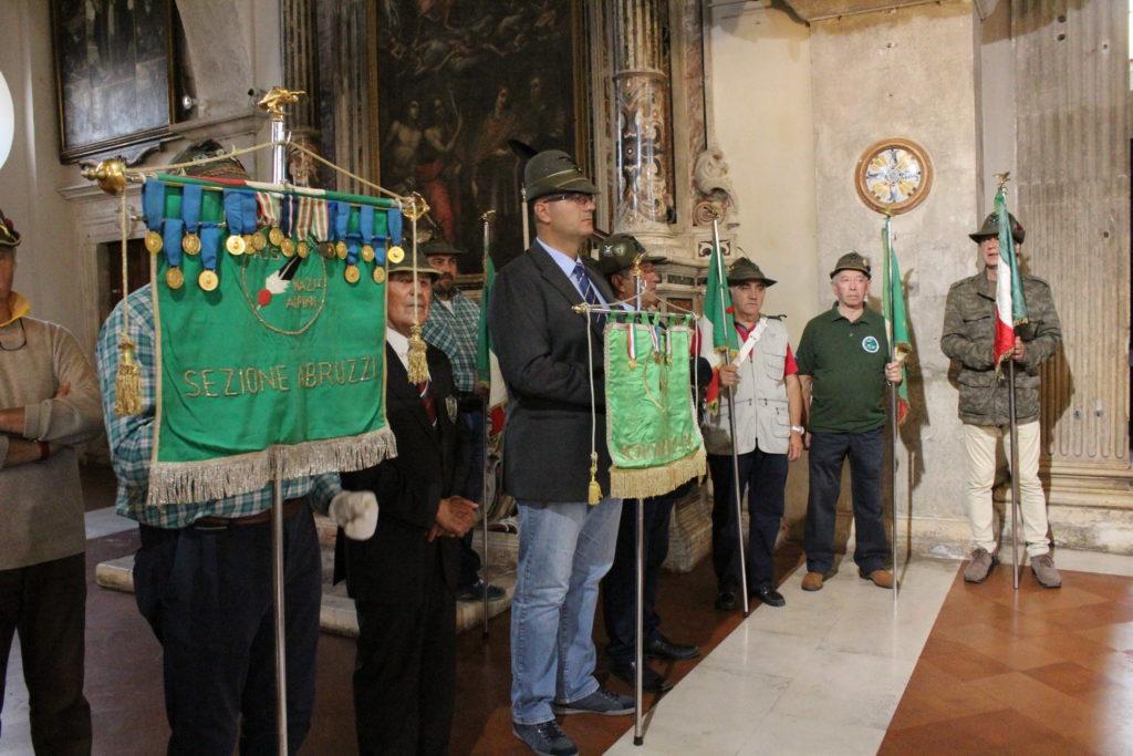 """""""Papa Francesco Benedice i partecipanti della 17^ Giornata Nazionale Mauriziana a Pescocostanzo"""""""