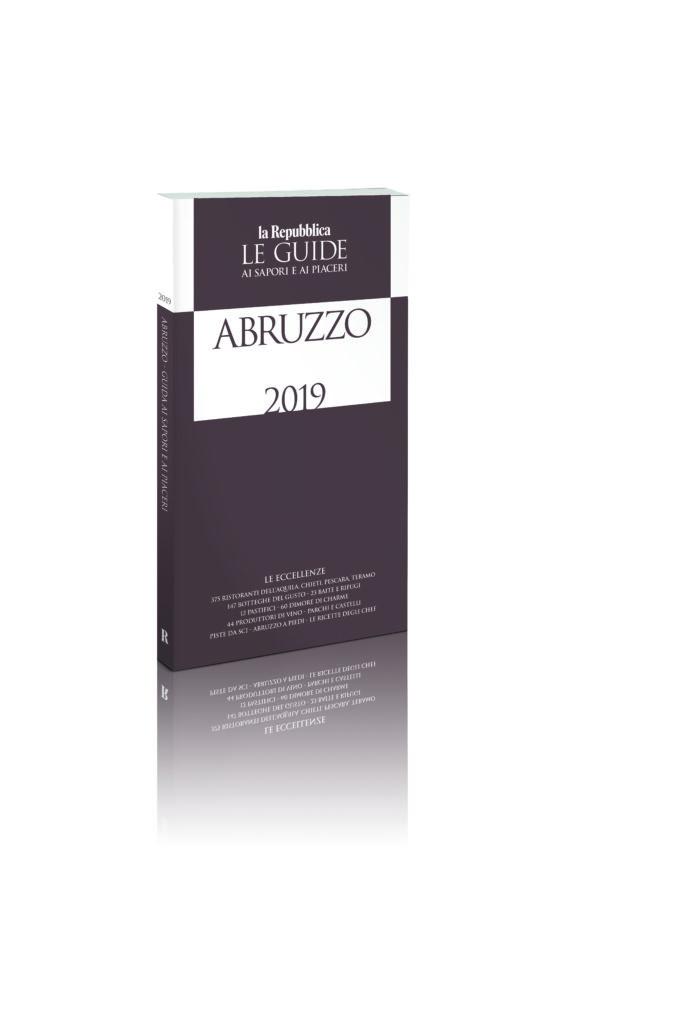 Le Guide di Repubblica | Arriva in edicola la Guida ai sapori e ai piaceri d'Abruzzo