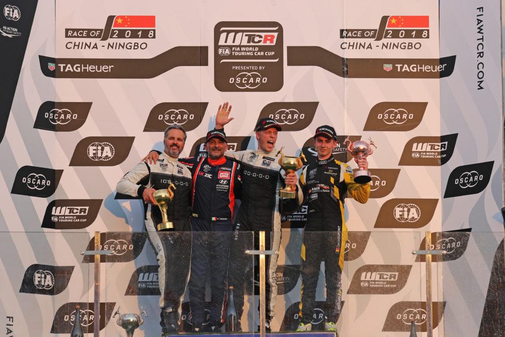 Giulianova. Tarquini: sale la febbre per il titolo WTCR Successo ed allungo in classifica per il pilota giuliese di BRC Racing Team