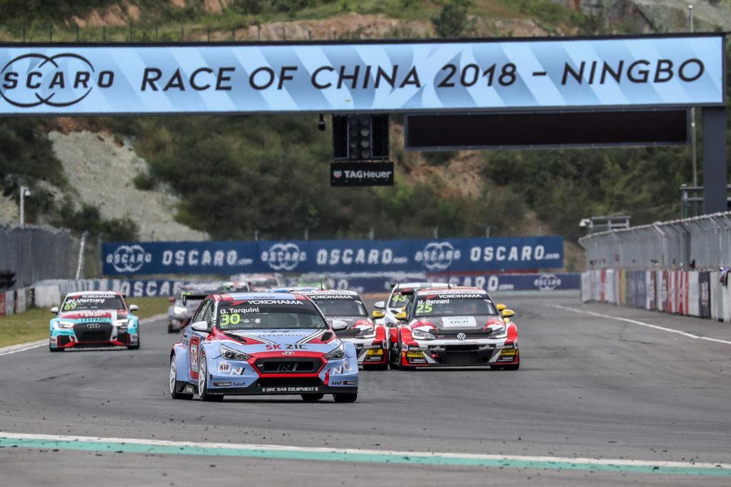 Giulianova. Lla Cina ospiterà l'ottavo round delFIA World Touring Car Cup 2018 (WTCR).