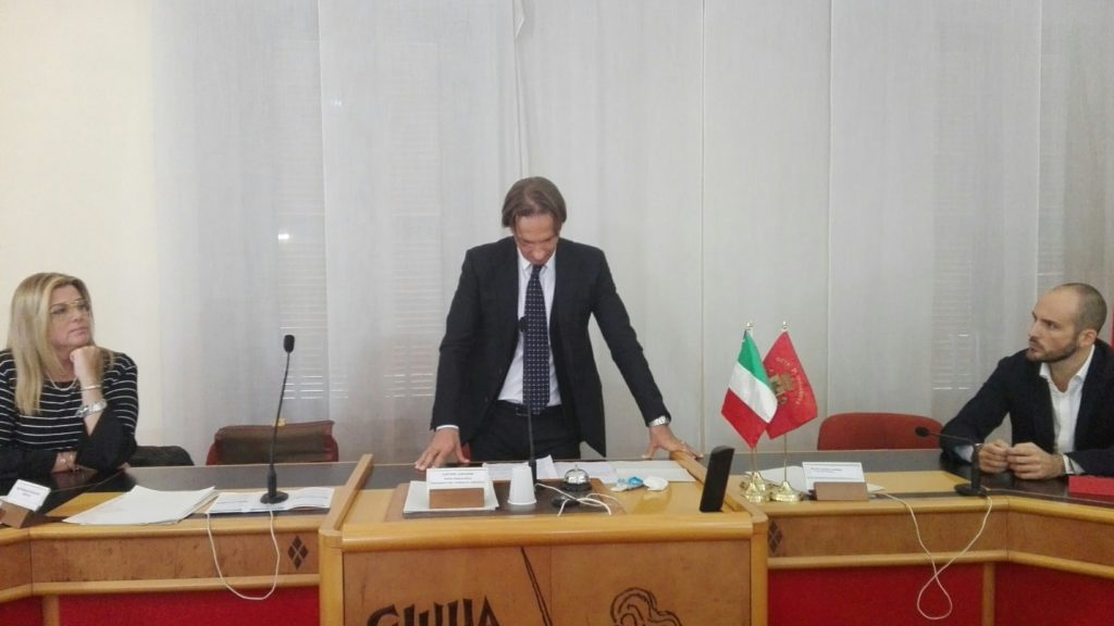 Giulianova. Il Sindaco si dimette per rappresentare il progetto progressista civico solidale alle regionali.