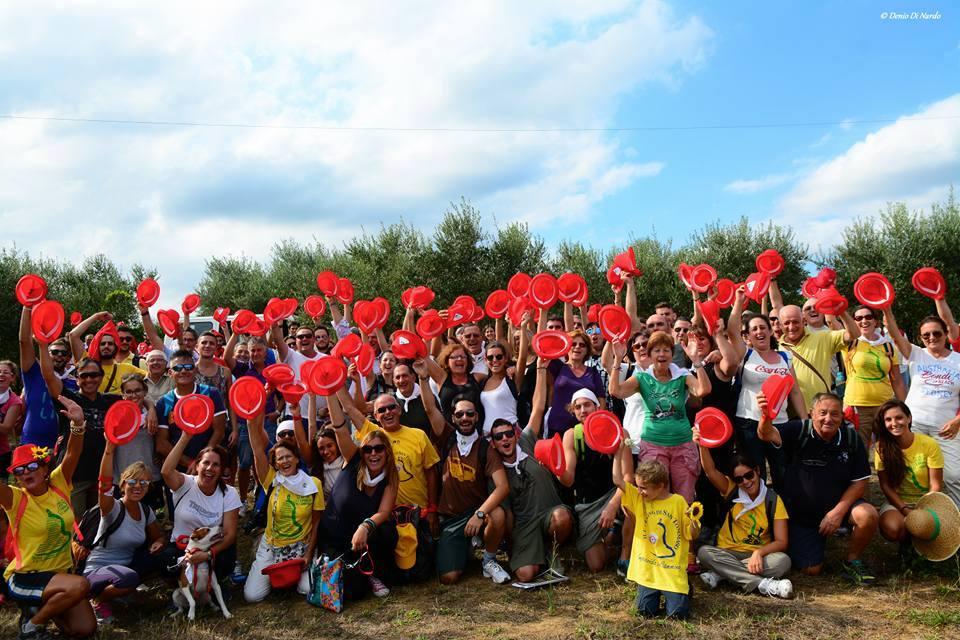 Domenica 28 Ottobre la quarta edizione Cammino dei Vignandanti alla scoperta delle Colline Teatine