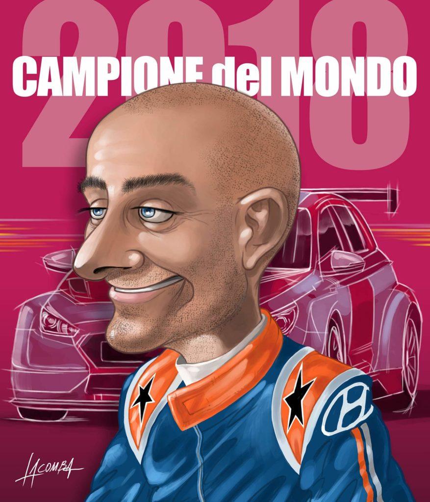 Gabriele Tarquini è campione del FIA WTCR 2018 Il pilota di BRC Racing Team conquista il titolo