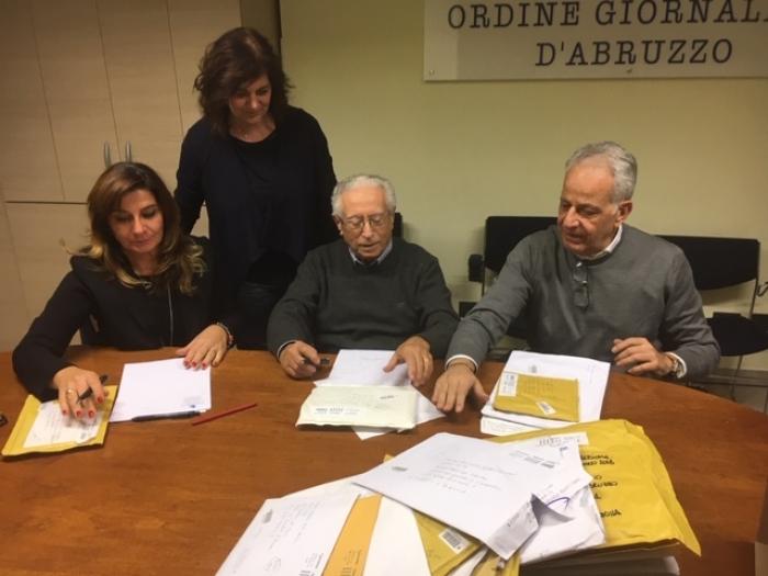 """L'Aquila. PREMIO Giornalistico """"POLIDORO"""": I VINCITORI DELLA XVII EDIZIONE"""