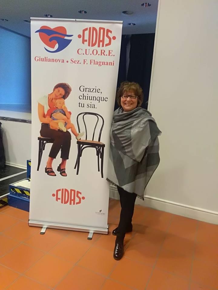Giulianova. Assemblea FIDAS-CUORE donatori di sangue, i moduli per partecipare