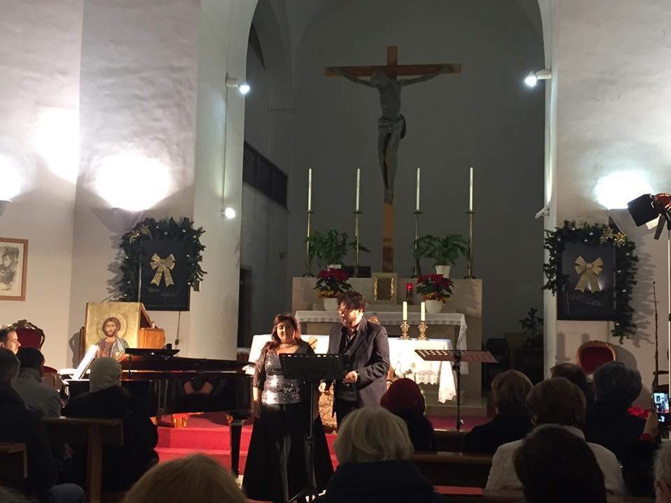 """""""Giulia Eventi Natale"""". Il 6 gennaio al Duomo di S. Flaviano concerto dell'Accademia Acquaviva."""