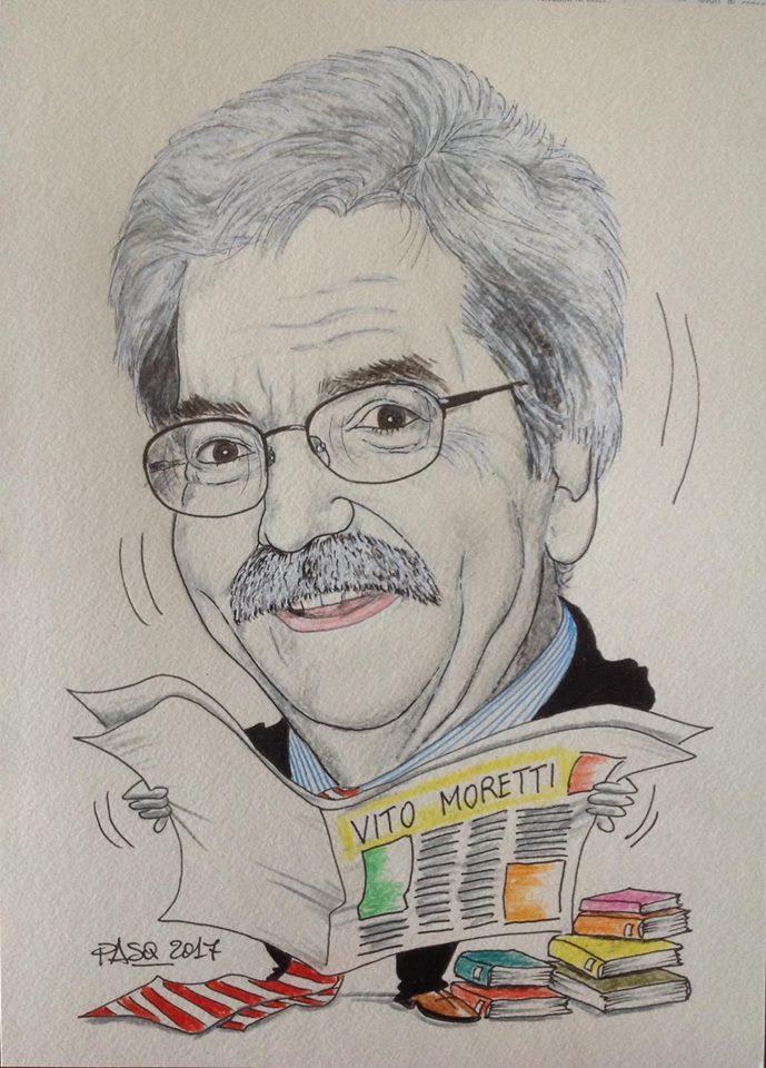 Chieti. Lutto nel mondo della cultura abruzzese, scompare il Prof. Vito Moretti