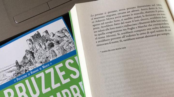 """Con """"Chi il mare lo ha al posto del sangue"""", Cristina Mosca racconta la sua Giulianova nel volume """"Abruzzesi per sempre"""""""