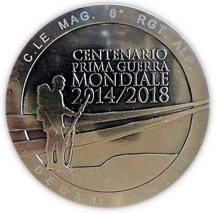 """Giulianova. Domani in Sala """"Buozzi"""" la cerimonia di consegna delle medaglie della 1^ Guerra mondiale."""