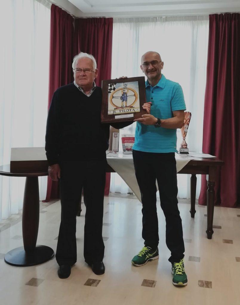 """Tortoreto. 1° Gran Premio Città di Tortoreto: al pilota Gabriele Tarquini il """"II Premio Autoscuola San Flaviano"""""""