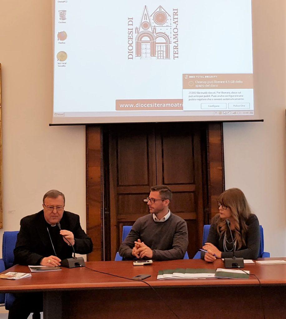 Giulianova. La Chiesa italiana a fianco alla Fondazione Piccola Opera Charitas attraverso il sostegno proveniente dai fondi dell'8×1000