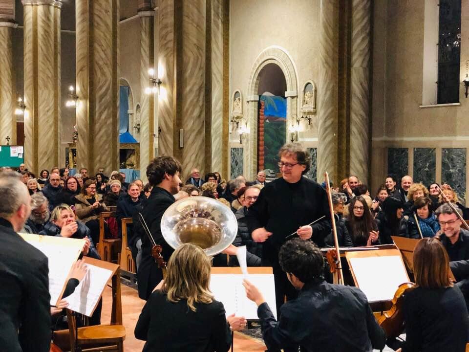 Giulianova. CONCERTO PER TUBA E ORCHESTRA AL MUSEO D'ARTE DELLO SPLENDORE