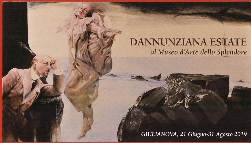 Giulianova. MAS: 21 giugno, una serata dannunziana concerto al MAS di Giulianova con musiche di Tosti e McConville e gli artisti Formichella, Fazzini e Mazzoccante.