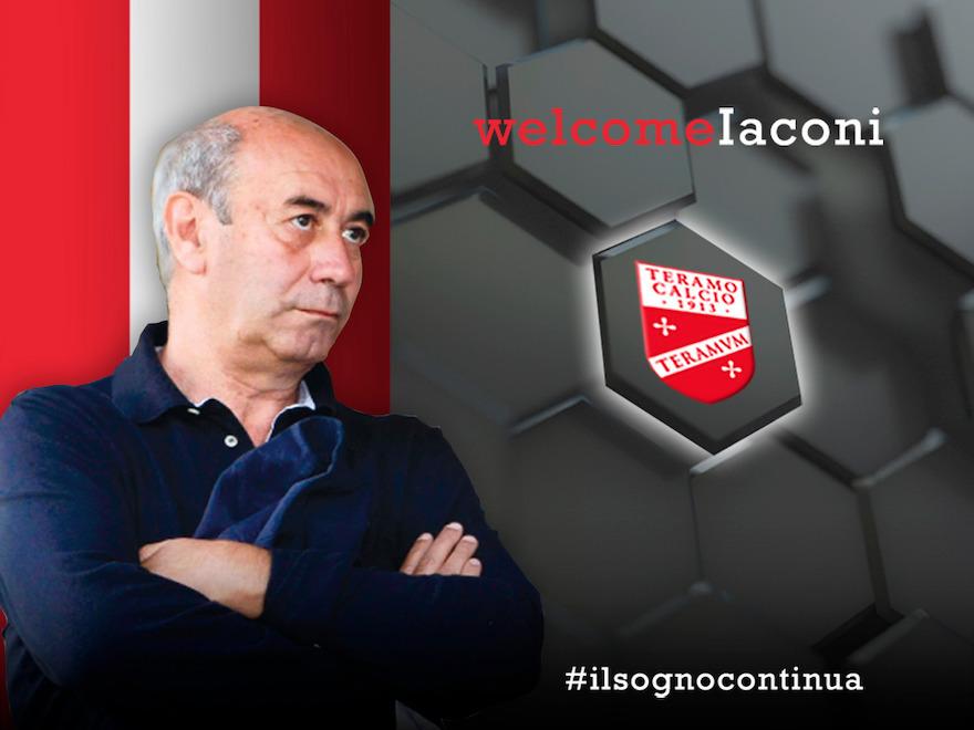 Teramo. Presentato alla stampa il nuovo General Manager Andrea Iaconi «Il Presidente mi ha fatto tornare la voglia di fare calcio»