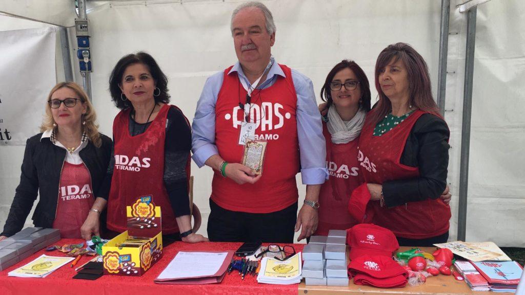 La Fidas Teramo celebra la Giornata Mondiale per la Donazione di sangue