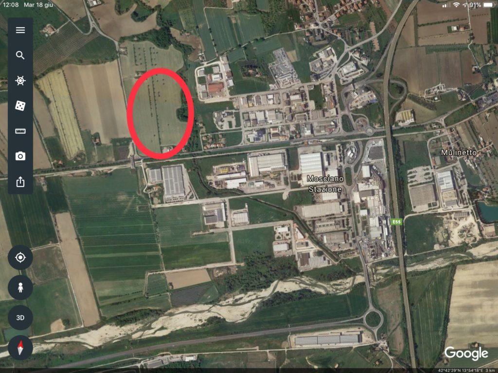 Mosciano Sant'Angelo. Dove localizzare l'Ospedale UNICO Provinciale di I° livello
