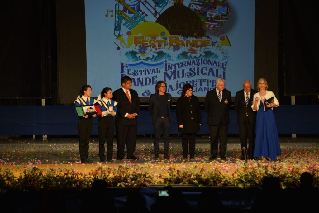 Giulianova. Festival Internazionale bande: Il Giappone vince la 20° edizione