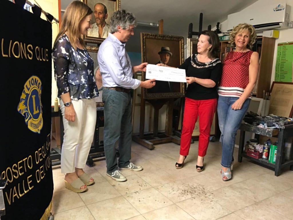 """Roseto. """"Luce d'Abruzzo"""": Sold out per la serata sui Celommi  Raccolti 1.722,50 euro per la catalogazione delle opere dei tre grandi artisti"""