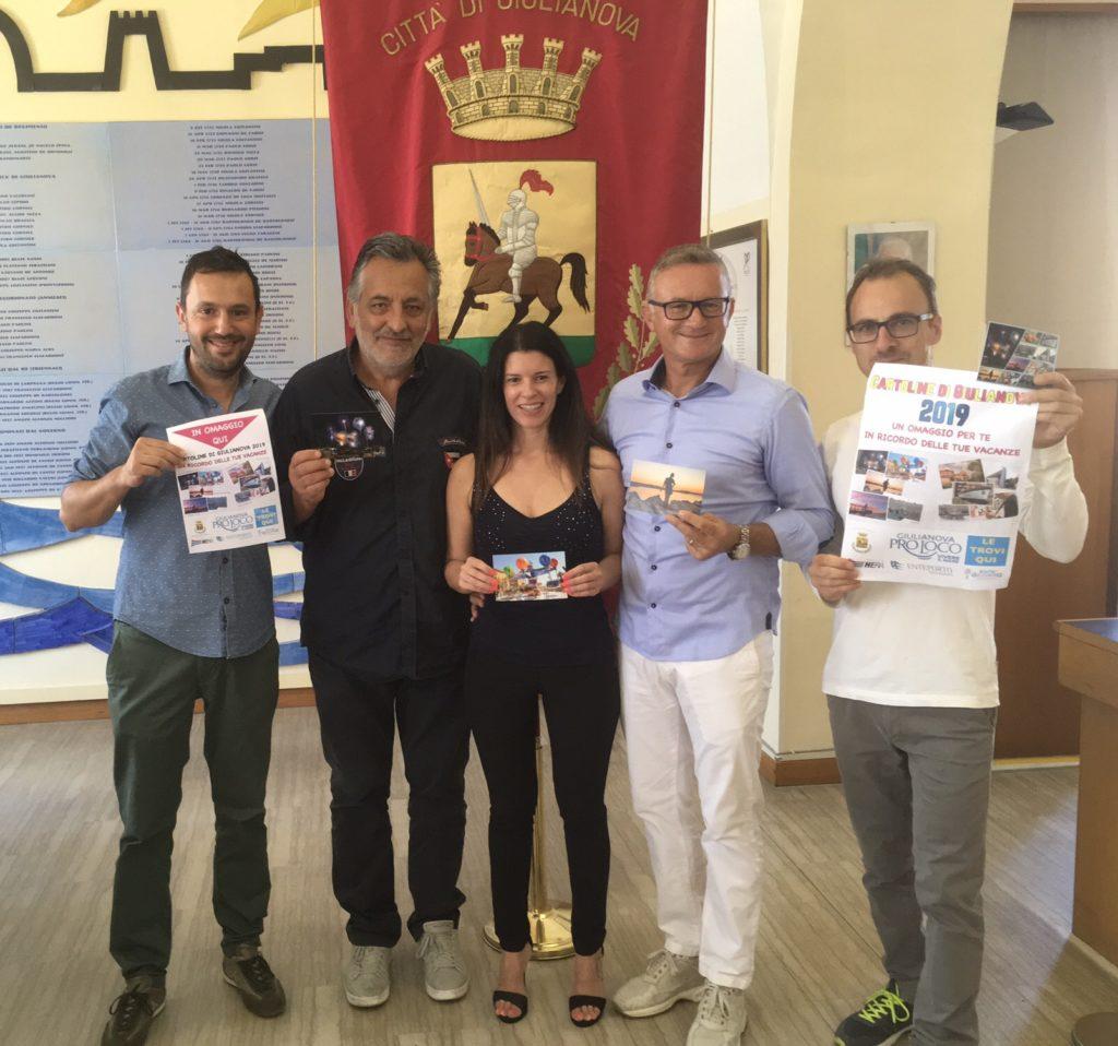 Giulianova. Pro Loco Giulianova Vivere Il Mare – Cartoline di Giulianova 2019