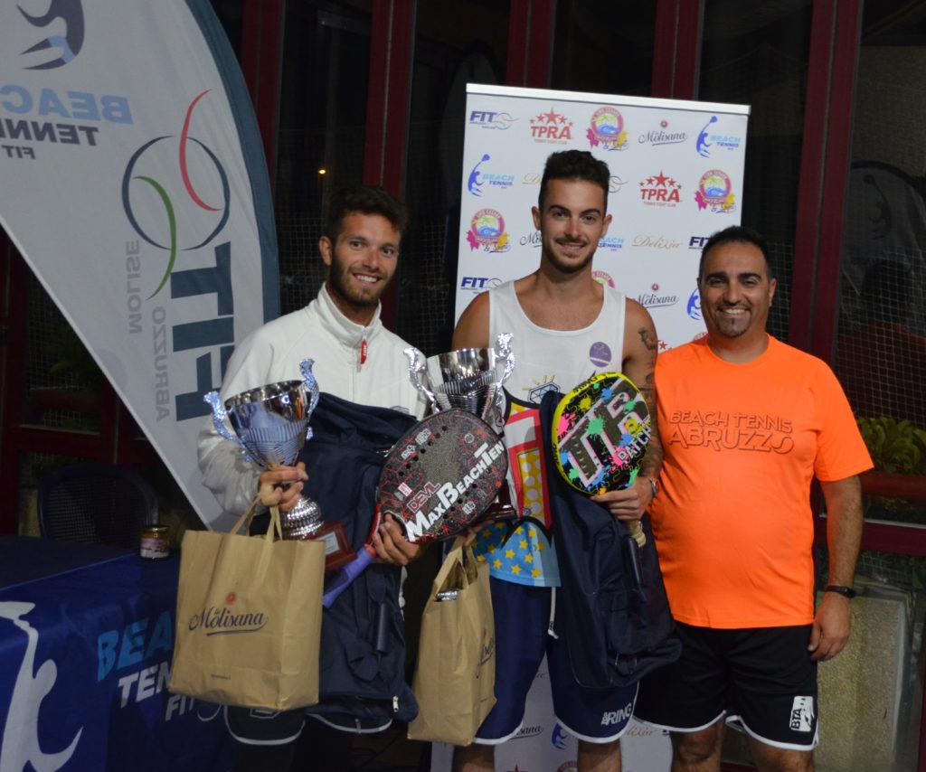 Giulianova. Campionati Regionali Beach Tennis RISULTATI
