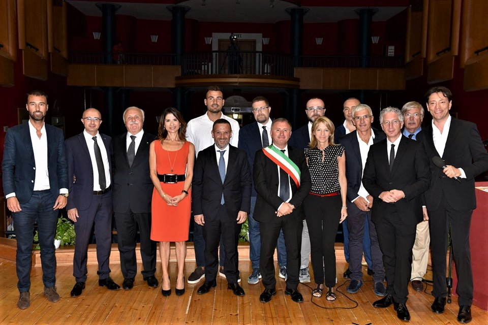 Castel di Sangro. Nominati gli Ambasciatori d'Abruzzo nel Mondo 2019