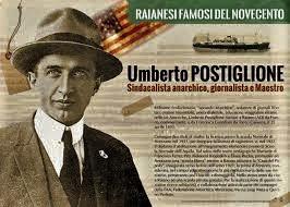 Abruzzo. Una vita per gli altri: Umberto Postiglione. La vicenda dell'Anarchico abruzzese negli USA