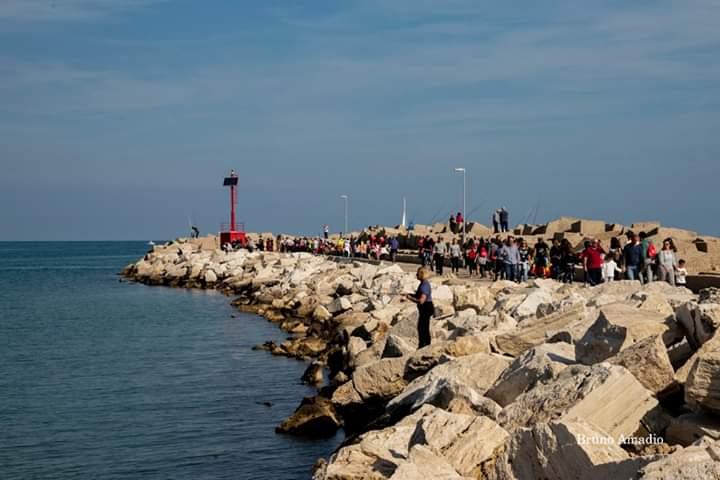 Giulianova. Fidas-Cuore: una passeggiata per promuovere la donazione di sangue