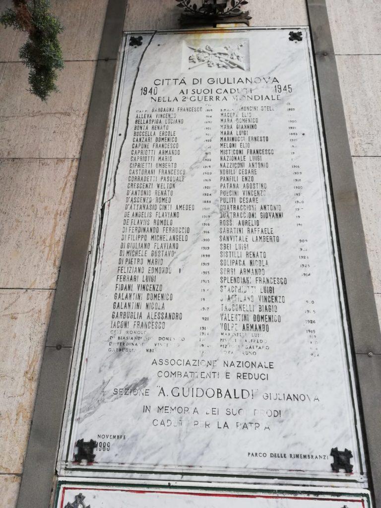 Giulianova. Riunione in Comune per organizzare le celebrazioni del 101° anniversario della Vittoria 1915-1918 e Giornata delle Forze Armate