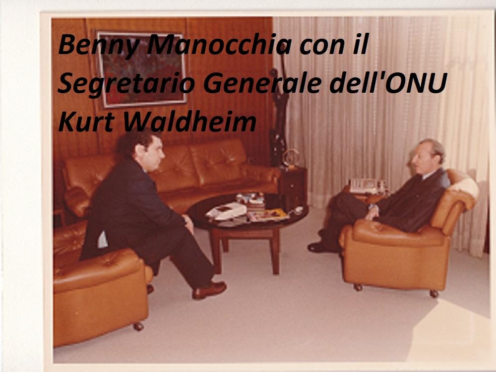 USA. Benny Manocchia: democrazia e libertà, due parole da rispettare