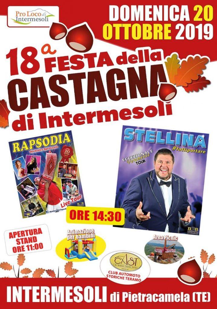 18^ Festa della Castagna a Intermesoli