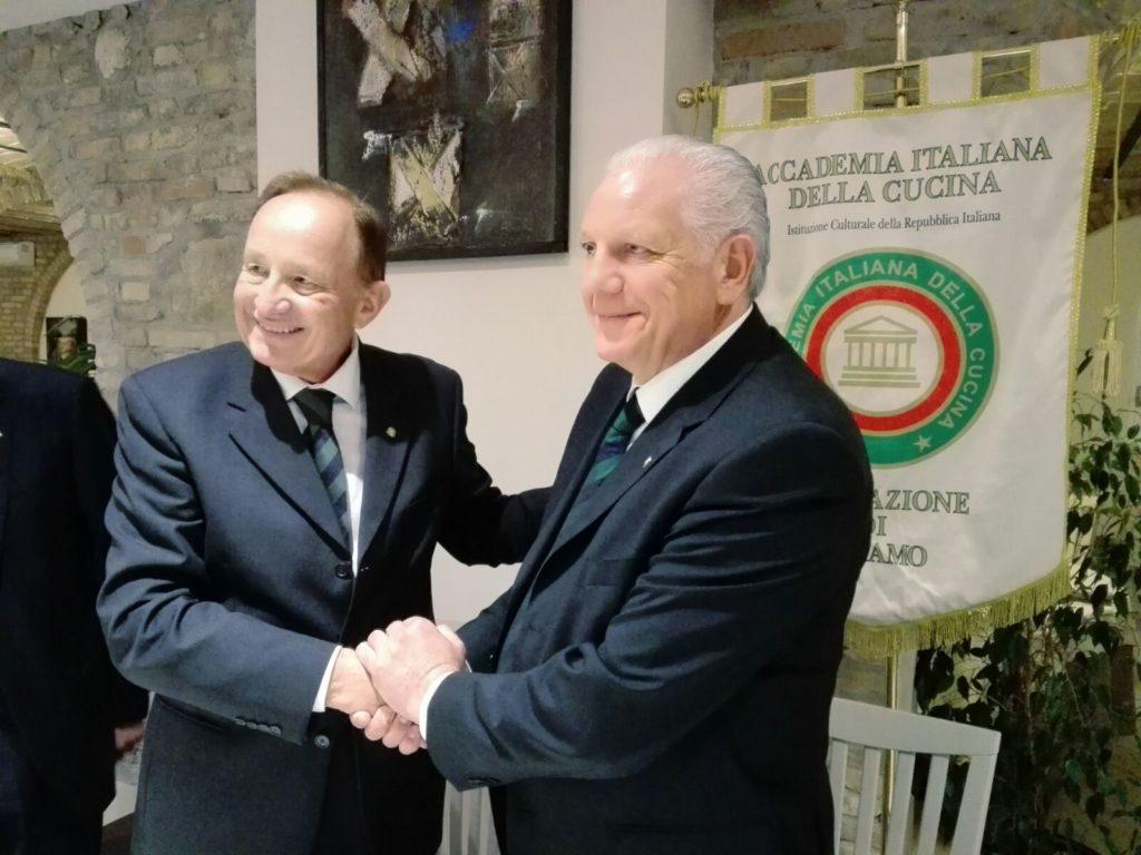 """Giulianova. Accademia Italiana della Cucina: la Cena Ecumenica all'Istituto Alberghiero """"Crocetti"""""""