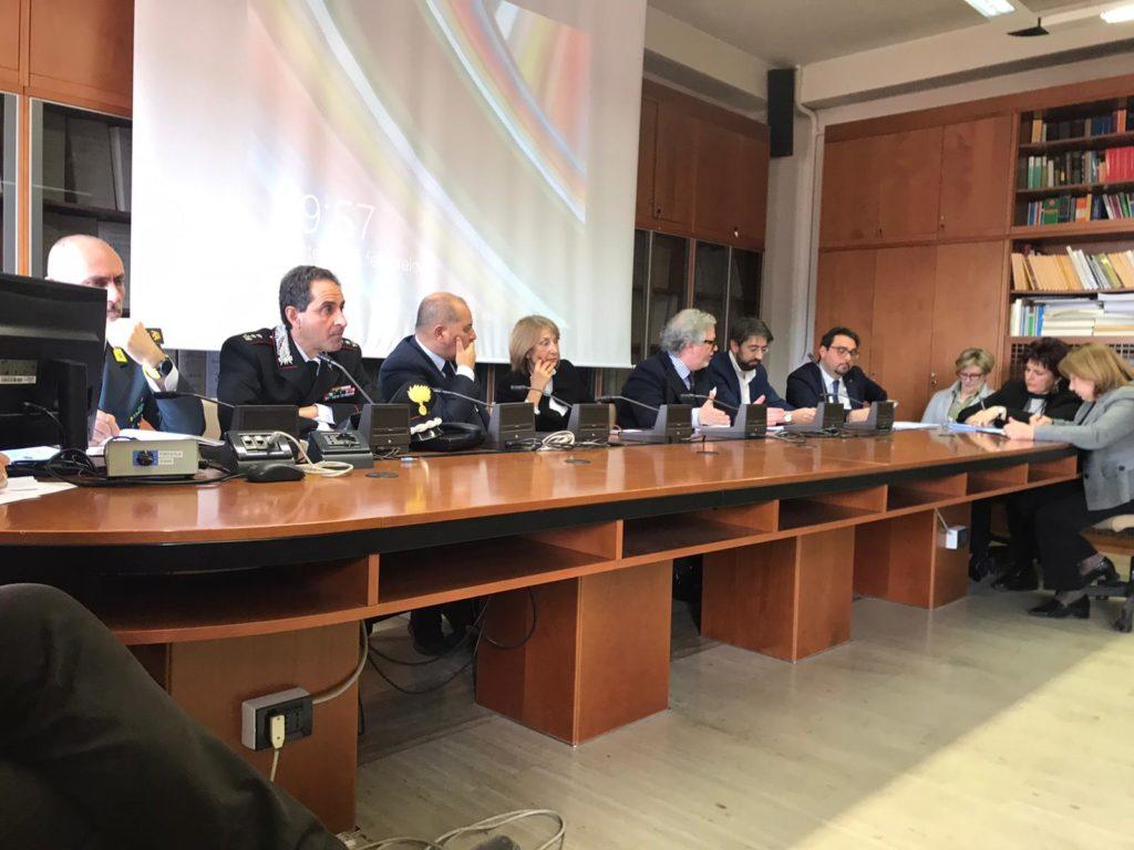 Giulianova. Coronavirus: riunione in Prefettura a Teramo con istituzioni ed azienda sanitaria locale