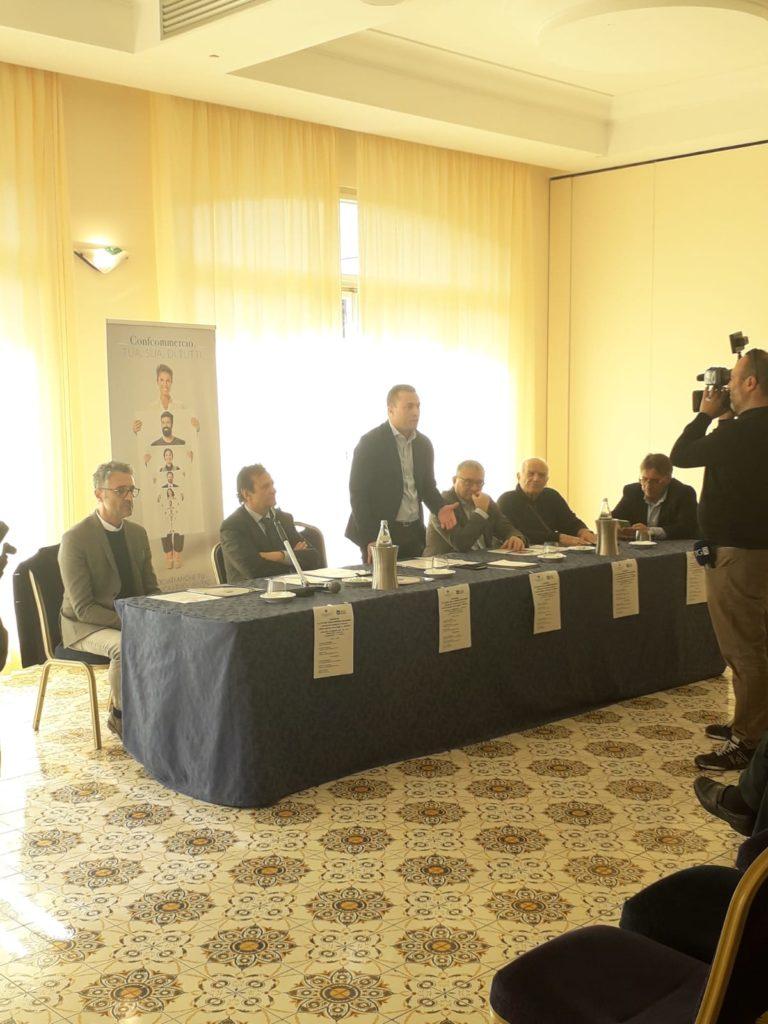 Giulianova. Estensione concessioni balneari: il Sindaco Costantini partecipa al convegno organizzato sul tema