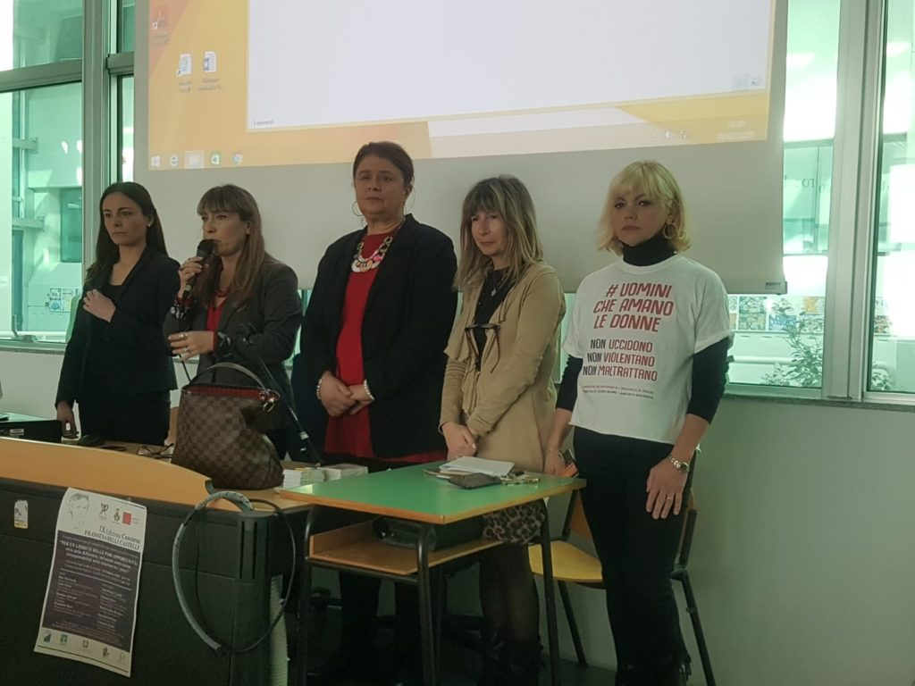 """Teramio. IX edizione concorso """"Filomena Delli Castelli"""": alll'Università di Teramo l'incontro formativo sul lessico delle Pari Opportunità"""