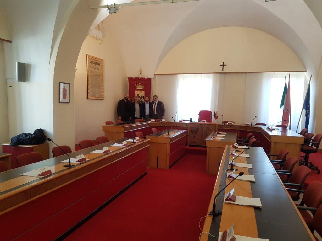 Convocazione Consiglio Comunale in seduta straordinaria a porte chiuse per il 19 ottobre 2020