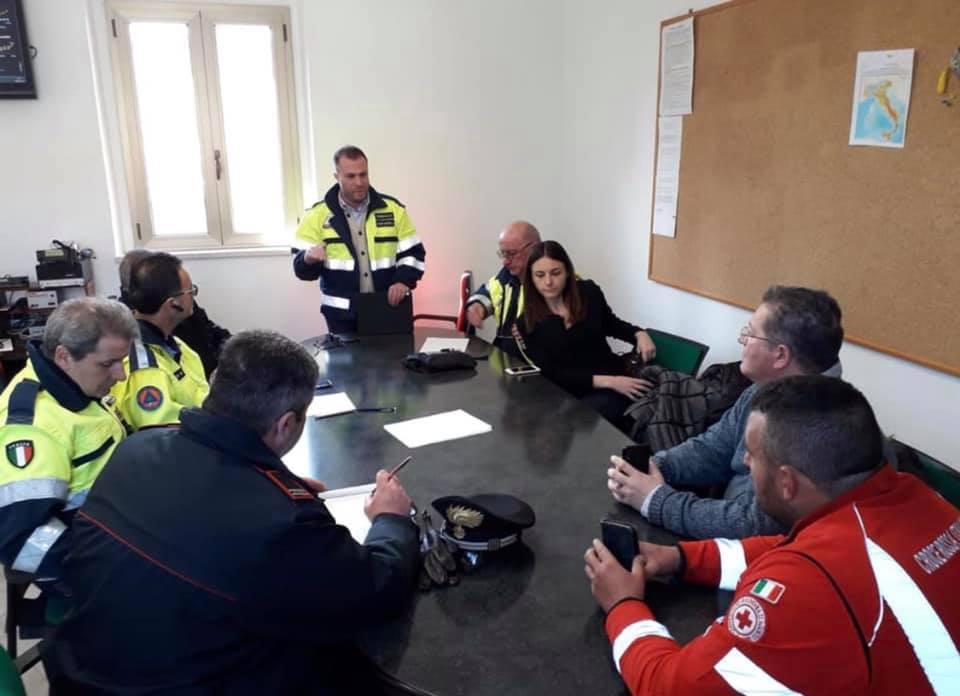 Una struttura ricettiva convenzionata con il Comune di Giulianova per ospitare medici, personale sanitario e volontari