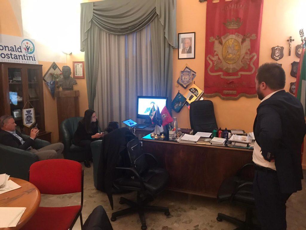 Giulianova. Comune: online i moduli per il buono spesa, misura di solidarietà del Governo per il Covid-19