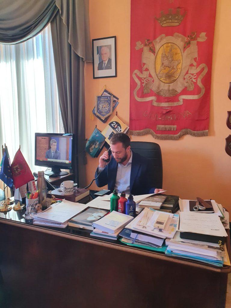 Giulianova. Venerdì 10 luglio conferenza stampa del Sindaco, Jwan Costantini