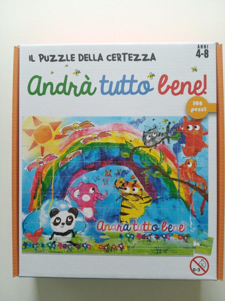 Giulianova. La Nova Cartotecnica Roberto dona al Comune 500 puzzle per i bambini giuliesi
