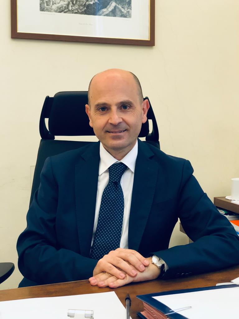 Teramo. Prefettura: il saluto del nuovo Prefetto di Teramo dott. Angelo de Prisco