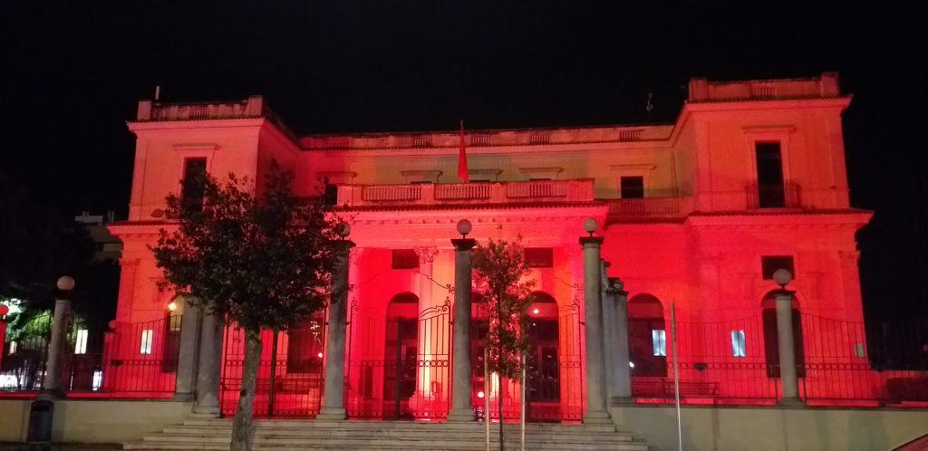 Giulianova. FIDAS-CUORE: il Kursaal si colora di rosso per la giornata mondiale del donatore
