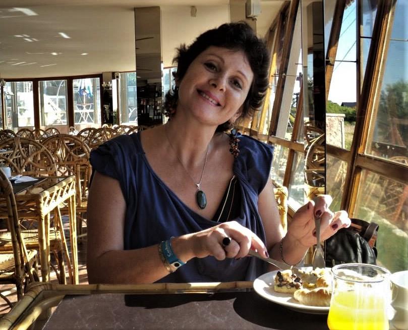 Omaggio alla memoria di Sandra Repice, docente italo-argentina. Sognava di conoscere la Calabria e il mar Jonio, amato dal nonno di Gioiosa Marina