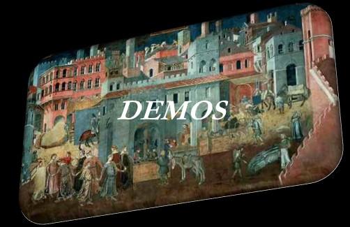 Demos: LETTERA APERTA AL  SINDACO DI GIULIANOVA