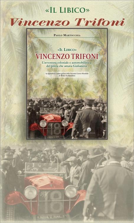 Il CAST e L'I.N.G.O.R.T.P., con il patrocinio del Comune di Giulianova, organizzano un evento per ricordare il pilota automobilistico giuliese, Vincenzo Trifoni.