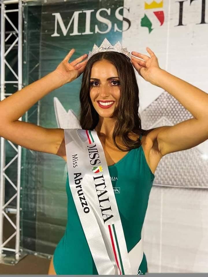 Roseto degli Abruzzi. Miss Italia: Anastasia Di Pietro riparte da Roma
