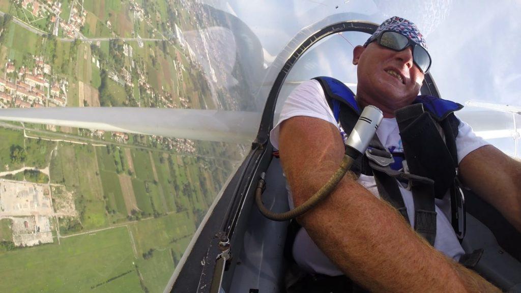 Bella prova di sport a Lucca per il pilota giuliese Iwan Piccioni