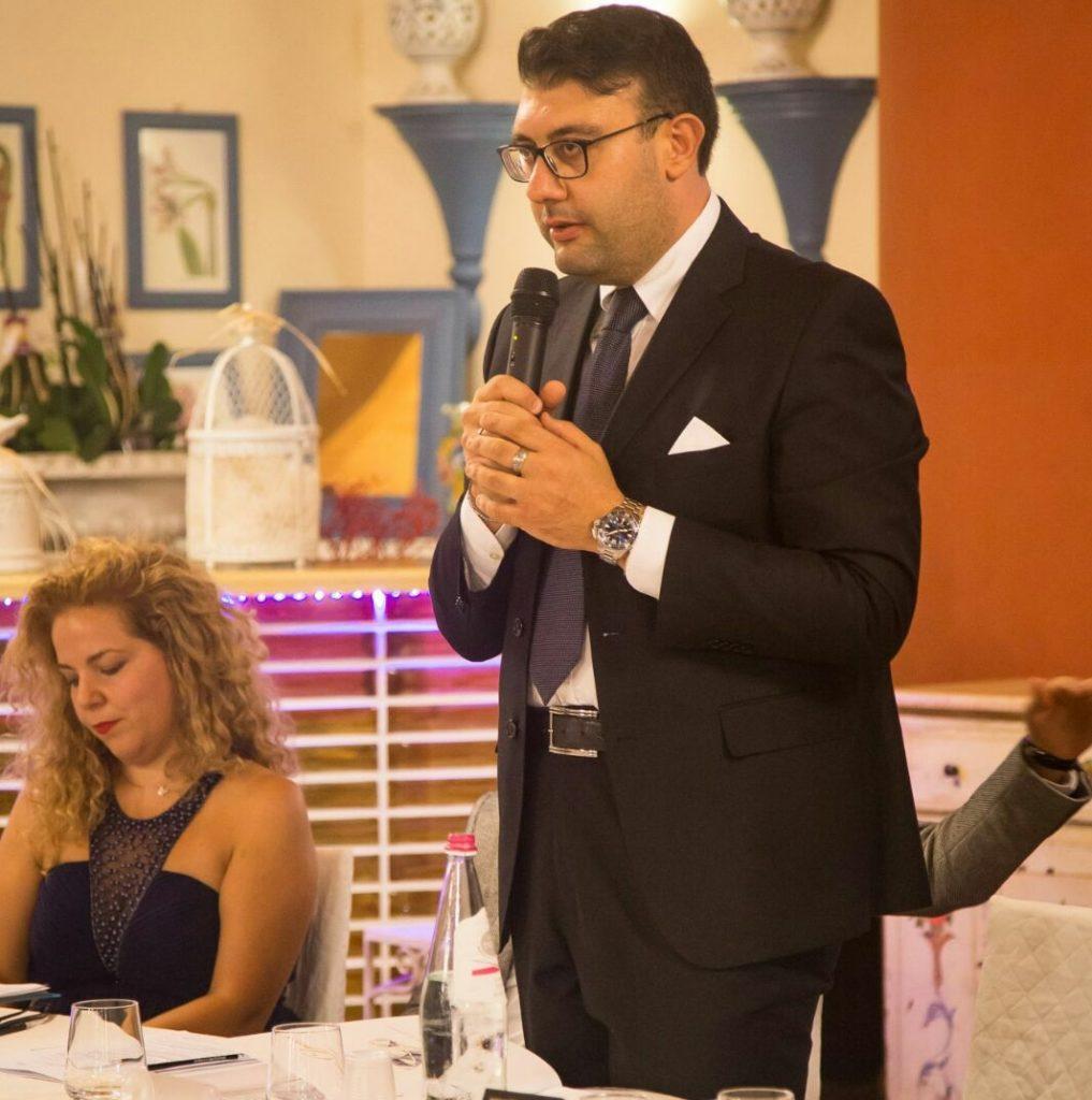"""Teramo. Uso spazi del """"Comi""""; Luca Frangioni risponde alla Consigliera Graziella Cordone."""