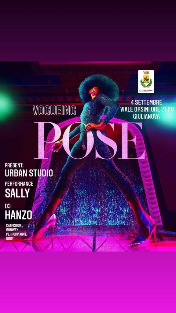 A Giulianova arriva il Voguing  Dalla New York degli anni '80 il ballo ispirato alle movenze delle top model
