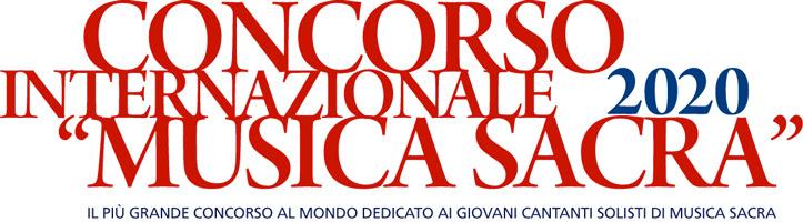 CONCORSO INTERNAZIONALE MUSICA SACRA: i vincitori dell'edizione 2020