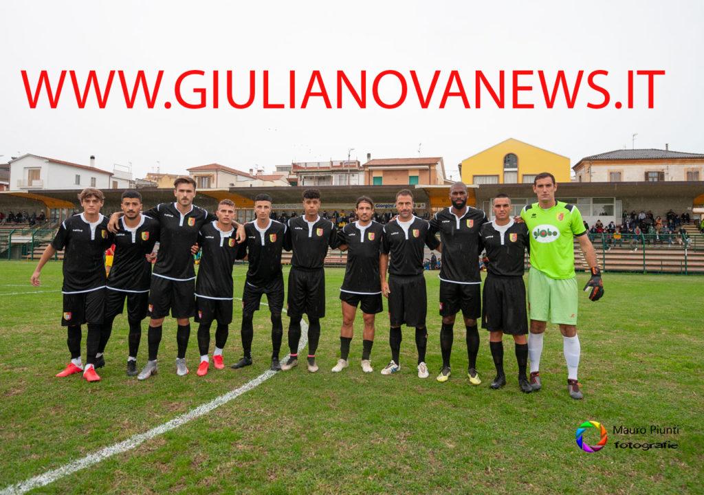 Giulianova. Real Giulianova-Recanatese 0-1, seconda sconfitta interna. Le foto